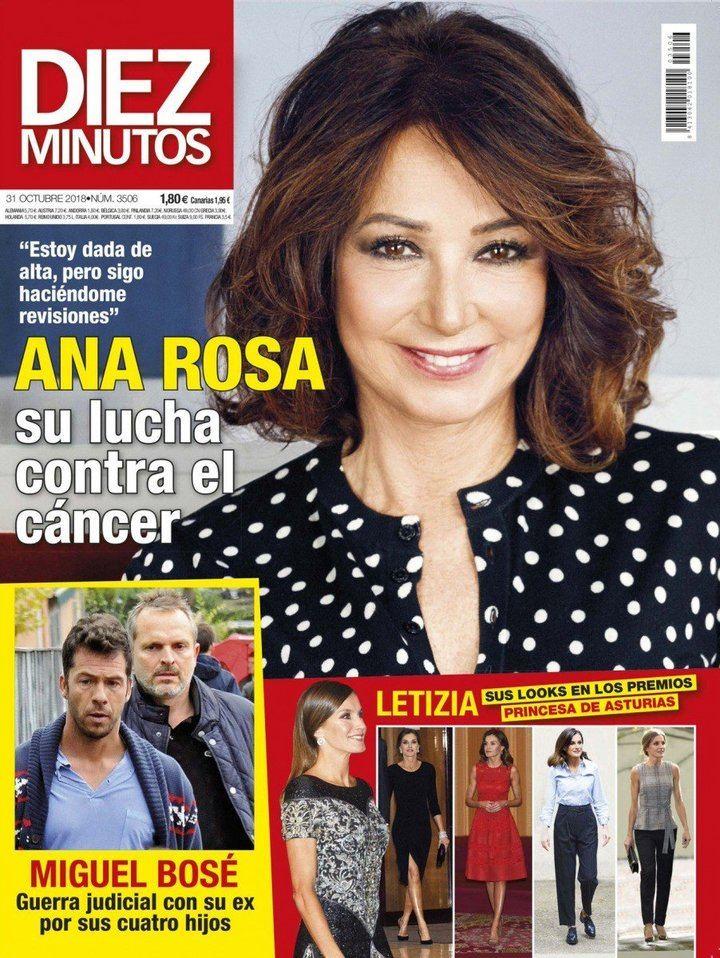 DIEZ MINUTOS Aurah Ruiz, obligada de nuevo a abandonar 'GH VIP 6'