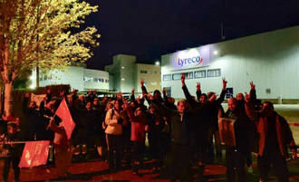 Lyreco: Dirección y Comité de Empresa ponen fin al conflicto tras cuatro días de huelga