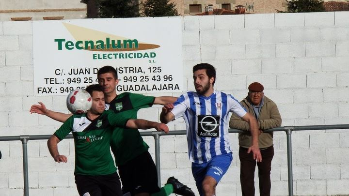 Horche vs Hogar Alcarreño, el domingo a las 17.00 horas