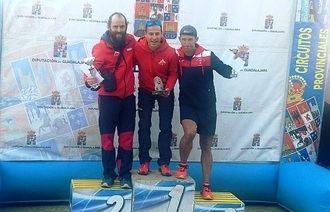 Toño Andrés venció en el VII Trail de Pálmaces y se hizo con el triunfo en la General del Circuito Provincial