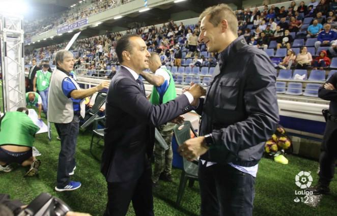 """Ramis: """"Seguimos otra semana sin encajar gol"""""""