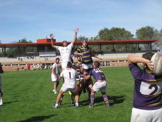 Rugby Guadalajara pierde el derbi regional contra Quijote