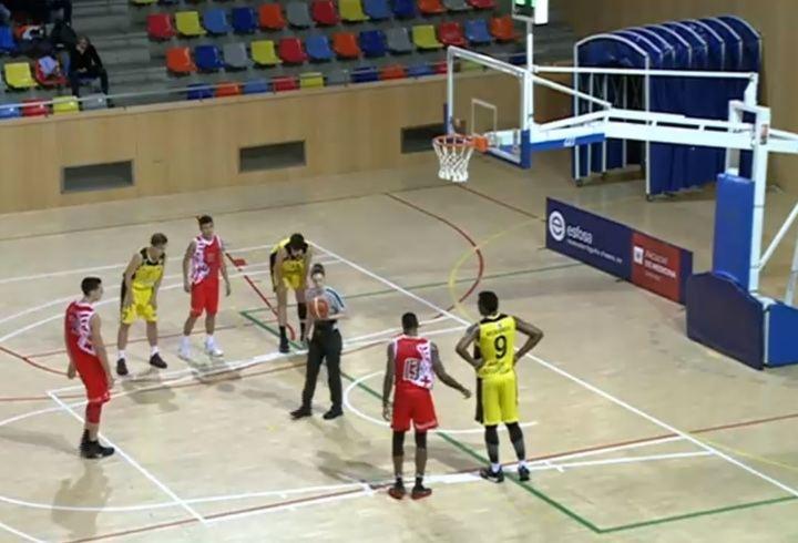 El Isover Basket Azuqueca no pudo con el colista