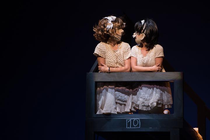 La galardonada 'Amour' llega a las tablas del Teatro Buero Vallejo
