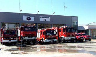 Un incendio en Azuqueca se salda con 12 afectados por inhalación de humo
