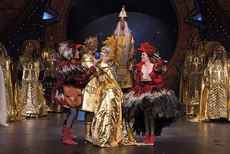 'La flauta mágica' devuelve las grandes tardes de ópera al Buero Vallejo
