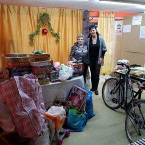 Ciudadanos Azuqueca pone en marcha una recogida solidaria de juguetes, alimentos y ropa