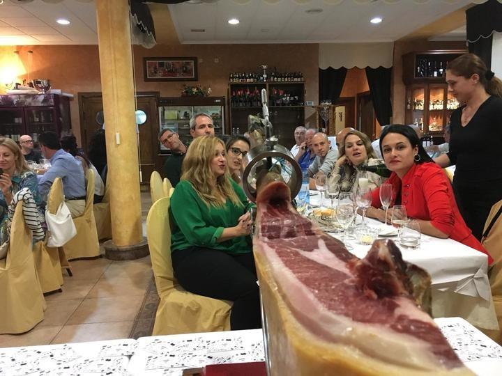 """El restaurante El Fogón del Vallejo inaugura la temporada con la Cata """"Armonía Jamón y Vino"""""""