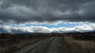 3ºC de mínima y 12ºC de máxima este lunes en Guadalajara donde se alternarán los cielos nubosos con algunos ratos de sol
