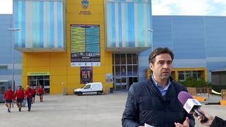 """Robisco: """"Paco Núñez impulsará el deporte como referente de valores como trabajo en equipo, familia, salud y bienestar"""""""