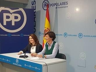"""""""El Partido Popular es el único partido que está haciendo frente al desgobierno de Pedro Sánchez"""""""