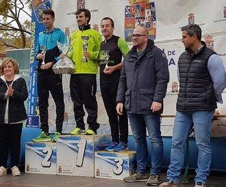 Alfonso Garijo se impuso en la III Carrera Popular de Alovera