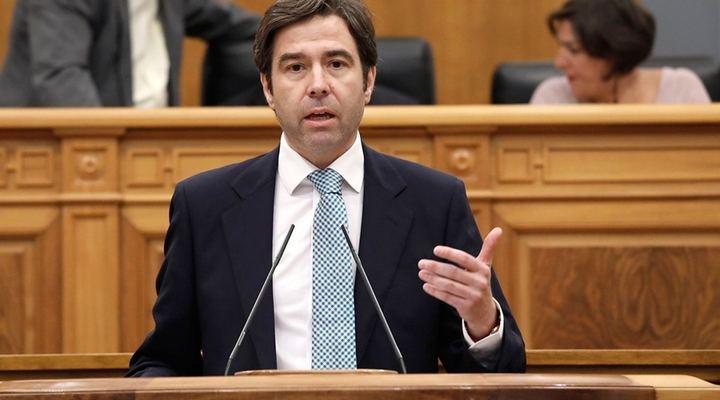 Robisco exige al Gobierno de Page/Podemos la supresión del impuesto de actos jurídicos documentados -conocido como el impuesto de las hipotecas- en Castilla La Mancha