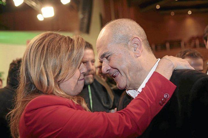 """La cuñada de la socialista Susana Día, """"enchufada"""" en un puesto para parados """"en riesgo de exclusión"""""""