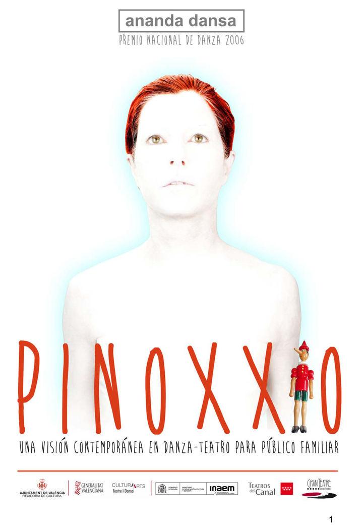 'Pinoxxio', una ganadora de siete premios MAX sobre las tablas del TABV
