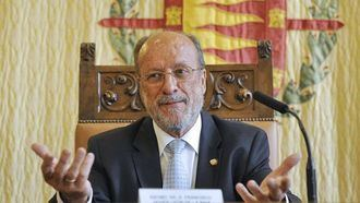 Absuelto el ex alcalde de Valladolid León de la Riva por prevaricación