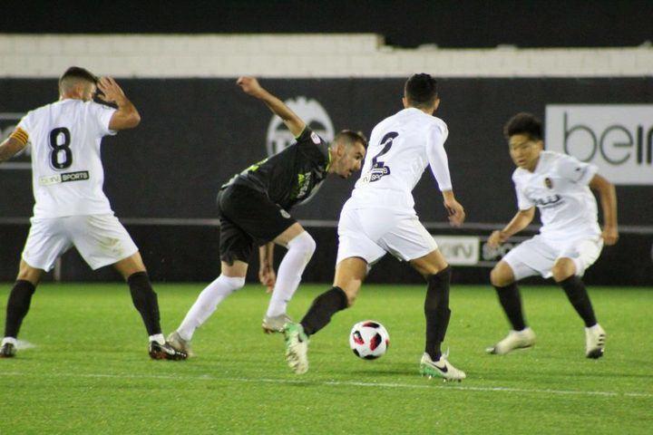 El Conquense suma un punto que sabe a poco con el Valencia Mestalla
