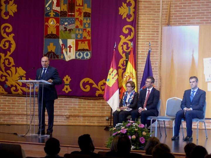 Latre resalta en Guadalajara la importancia de educar en igualdad para conseguir erradicar la violencia de género