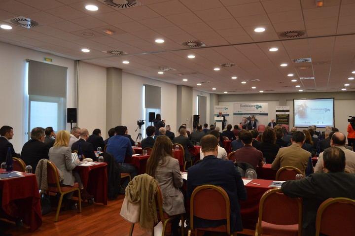 """Gran éxito de participación en el I Encuentro de Inversión """"Guadalajara Empresarial"""""""