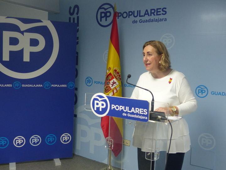 """Valmaña: """"La ineficacia de Page nos ha llevado a una situación preocupante con unas listas de espera realmente alarmantes en Guadalajara"""""""