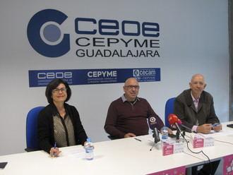 El 'Doble, doble de Navidad' buscará dinamizar el comercio de la toda la provincia de Guadalajara