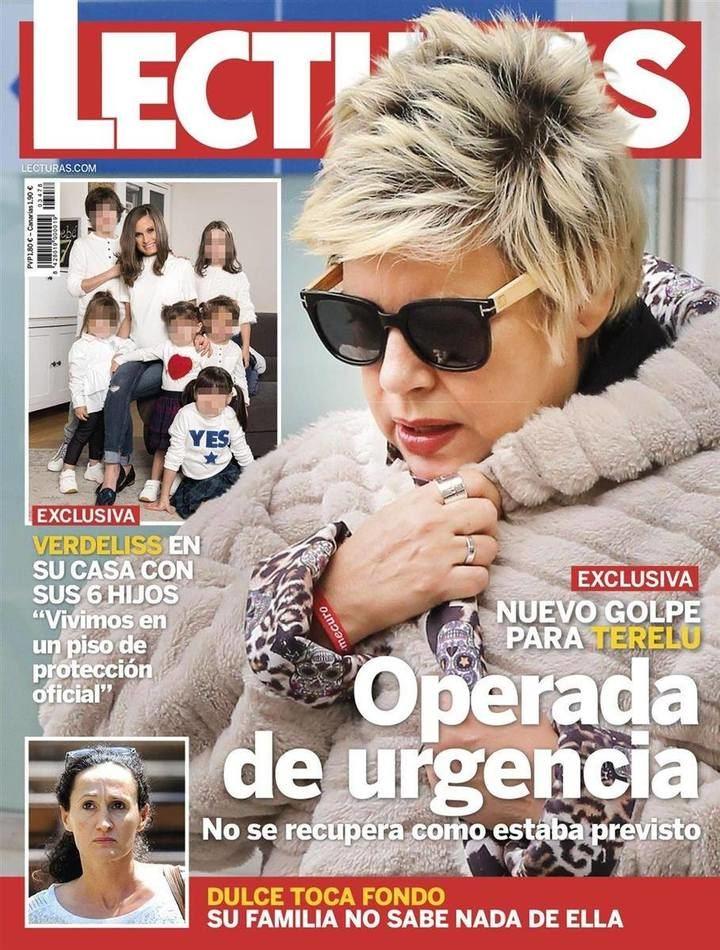 LECTURAS Todos los detalles de la operación de urgencia de Terelu Campos