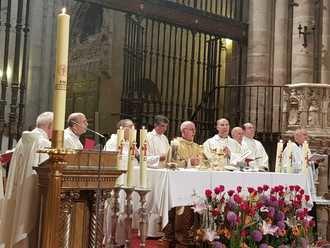 La diócesis de Sigüenza-Guadalajara celebra la Convocatoria del Sínodo Diocesano