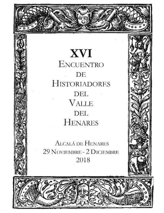 Todo listo para el XVI Encuentro de Historiadores del Valle del Henares