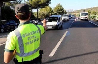 La DGT intensifica la vigilancia a furgonetas con una campaña especial en Guadalajara
