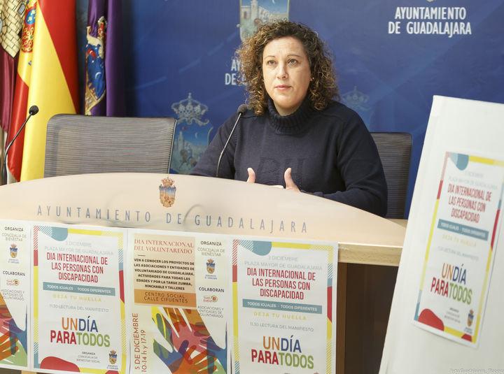 El Ayuntamiento de Guadalajara y las asociaciones de la ciudad se unen en el programa Guadalajara Solidaria