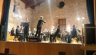 La Banda de la Diputación de Guadalajara ofreció un