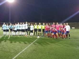 Marchamalo, Yunquera, Academia Albiceleste y Azuqueca, semifinalistas de la copa Diputación de Guadalajara de fútbol