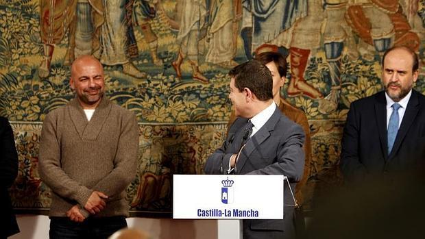 """Robisco: """"Page prefiere abrazarse a Podemos en vez de aceptar el acuerdo sobre agua que le ofreció el PP hace diez días"""""""