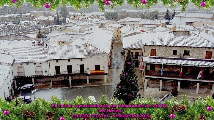 Almonacid de Zorita celebrará intensamente la Navidad
