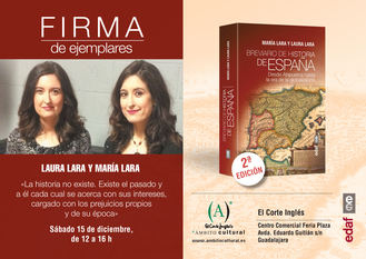 Las historiadoras alcarreñas María y Laura Lara presentan en Guadalajara su nuevo libro