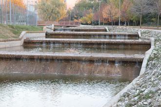 Llega el frío este miércoles a Guadalajara desplomándose las temperaturas : -1 ºC de mínima y 10ºC de máxima