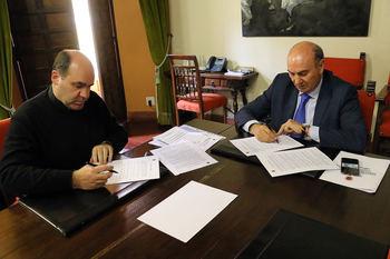 Ayuntamiento y Obispado renuevan su convenio para restaurar edificios religiosos en las pedanías de Sigüenza