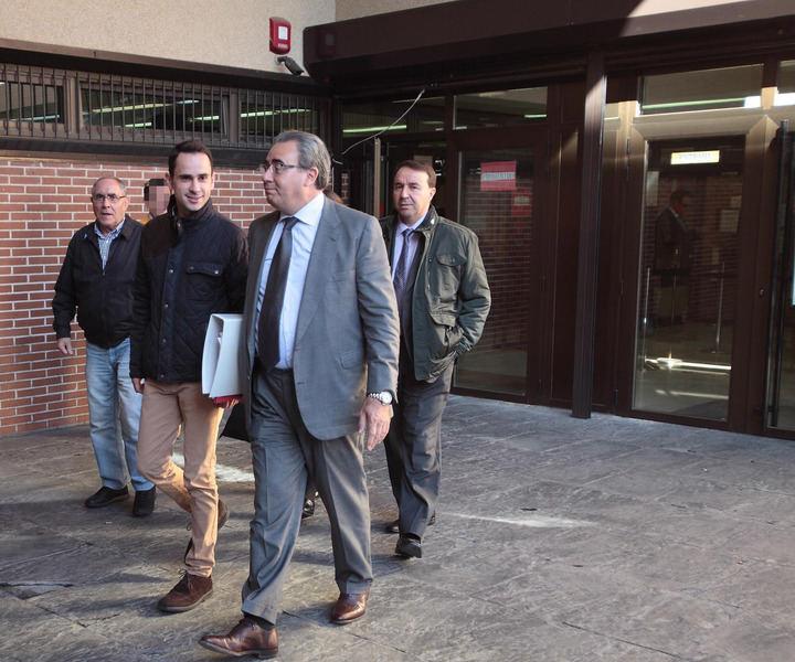 El alcalde socialista de Cabanillas tendrá que responder ante el juez por un presunto delito de prevaricación