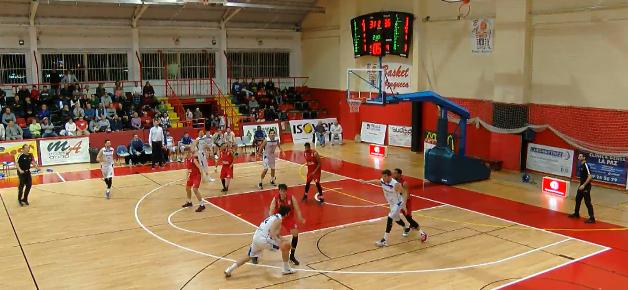 El Isover Basket Azuqueca cierra la primera vuelta con la quinta derrota