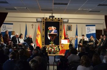 Yebra conmemora los 40 años de la Constitución Española con un solemne acto de homenaje