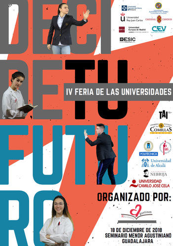 IV Feria de las Universidades Colegio Agustiniano