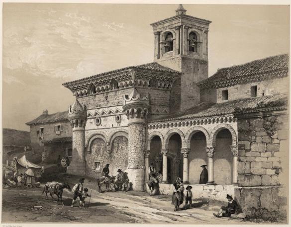 La antigua iglesia de San Miguel, será el detalle monumental del mes de diciembre
