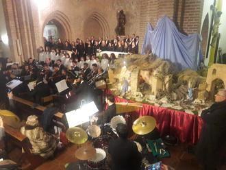 Excelente acogida de público al primer concierto del IV Ciclo de Villancicos