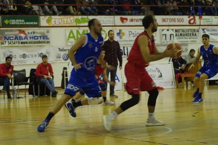 Tras la derrota de Isover Basket Azuqueca en Almansa toca pensar en La Roda
