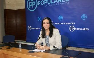 """Alonso denuncia que Page """"prefiere seguir junto a Podemos, antes que llegar a acuerdos fundamentales para la región, como propone el PP"""""""