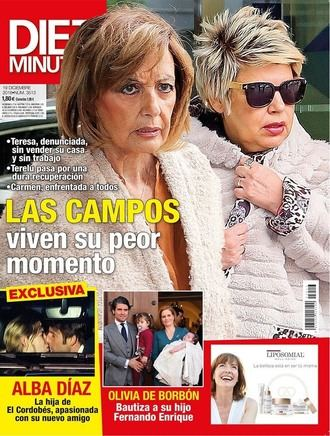 DIEZ MINUTOS Lara Álvarez lamenta su enfrentamiento con Cristina Pedroche