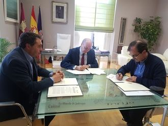 La Diputación aporta 18.000 euros a la Fundación NIPACE para el desarrollo de un programa de ayuda a los niños con parálisis cerebral