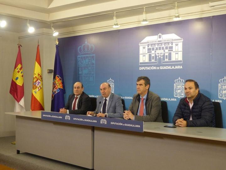 La Diputación y el Ayuntamiento de Guadalajara se unen para solucionar el problema de los accesos al Hospital General 'ante la falta de voluntad' del Gobierno de Page/Podemos