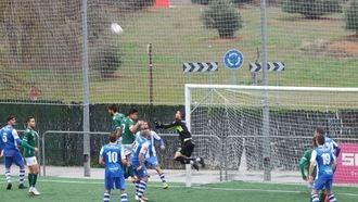 El Hogar Alcarreño 1-4, dejó su sello goleador en Toledo