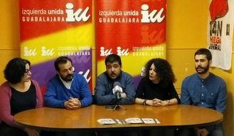 Izquierda Unida presenta las candidaturas de Guadalajara a las Elecciones Autonomicas y Municipales de más de 20.000 habitantes